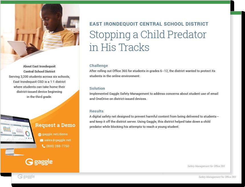 East Irondequoit Case Study