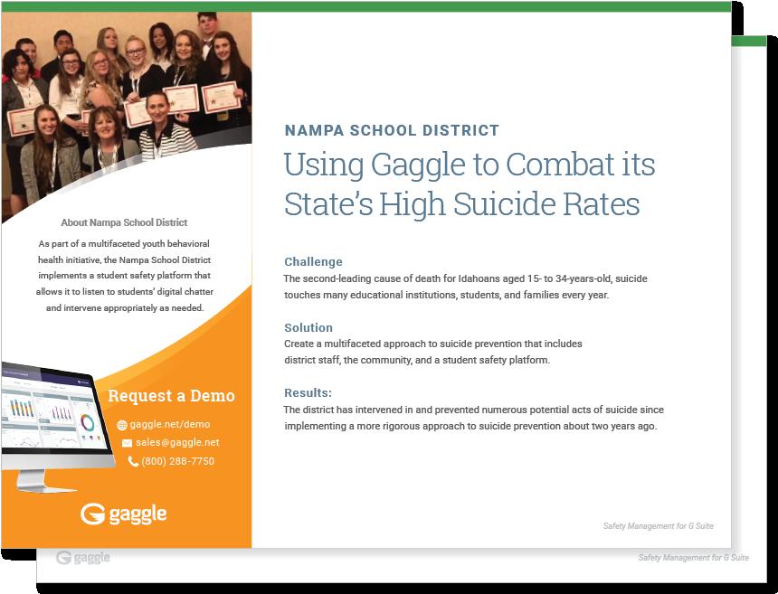 Nampa School District Case Study