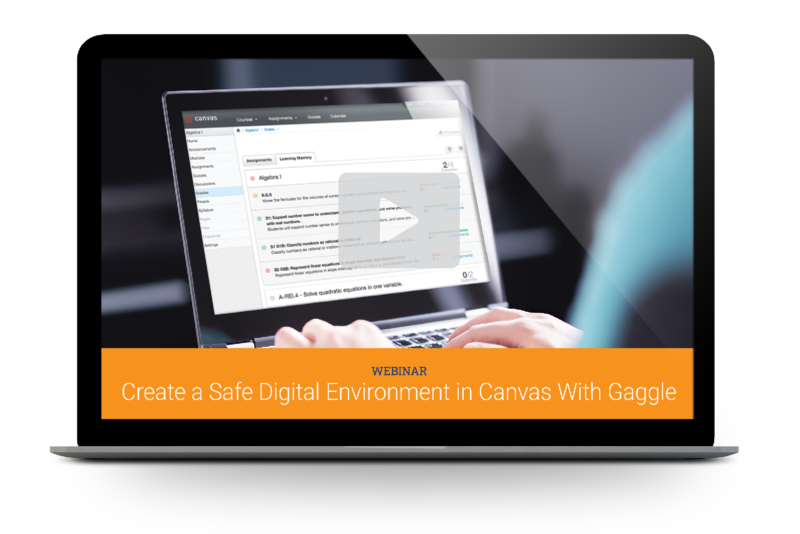 Create a Safe Digital Environment in Canvas With Gaggle